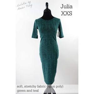 Lularoe NWT Julia XXS